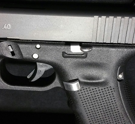 Extended Parts for Glocks